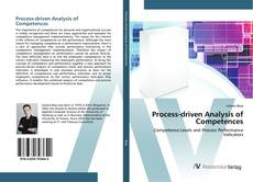 Bookcover of Process-driven Analysis of Competences