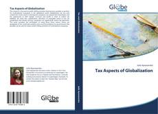 Обложка Tax Aspects of Globalization