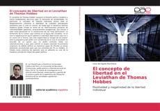 Buchcover von El concepto de libertad en el Leviathan de Thomas Hobbes