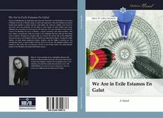 Portada del libro de We Are in Exile Estamos En Galut