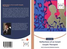 Bookcover of Reflections of an Israeli Couple Therapist