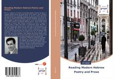 Couverture de Reading Modern Hebrew Poetry and Prose