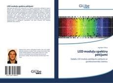 Couverture de LED moduļu spektru pētījumi