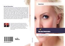 Capa do livro de Bei den Deutschen