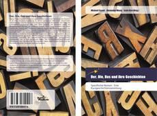Der, Die, Das und ihre Geschichten kitap kapağı