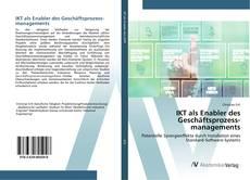 Copertina di IKT als Enabler des Geschäftsprozessmanagements