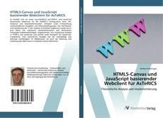Bookcover of HTML5-Canvas und JavaScript basierender Webclient für AsTeRICS