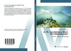 """Buchcover von A. Th. Sonnleitners Werk """"Die Höhlenkinder"""""""