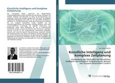 Buchcover von Künstliche Intelligenz und komplexe Zeitplanung
