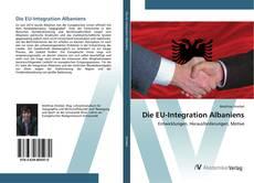 Bookcover of Die EU-Integration Albaniens