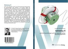 Bookcover of Solvency II