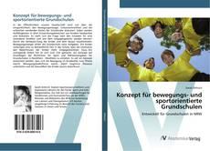 Bookcover of Konzept für bewegungs- und sportorientierte Grundschulen
