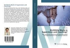 Bookcover of Kirchliche Werte in Supervision und Coaching?