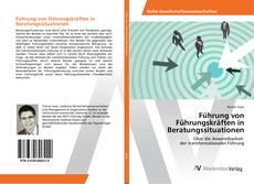 Bookcover of Führung von Führungskräften in Beratungssituationen