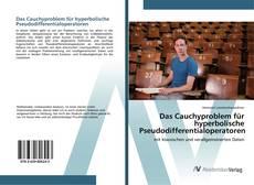 Обложка Das Cauchyproblem für hyperbolische Pseudodifferentialoperatoren