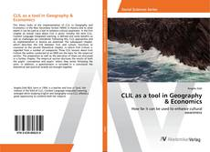 Bookcover of CLIL as a tool in Geography & Economics