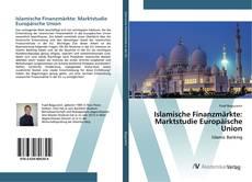Islamische Finanzmärkte: Marktstudie Europäische Union kitap kapağı