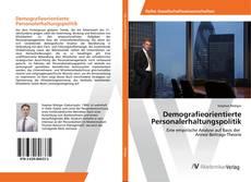 Buchcover von Demografieorientierte Personalerhaltungspolitik
