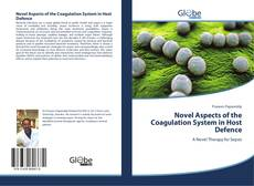 Buchcover von Novel Aspects of the Coagulation System in Host Defence
