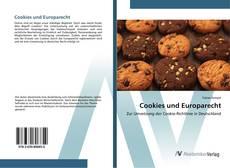 Buchcover von Cookies und Europarecht