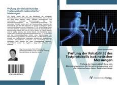 Capa do livro de Prüfung der Reliabilität des Testprotokolls isokinetischer Messungen