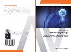 Bookcover of Industriespionage
