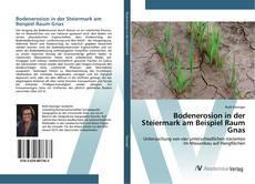 Bodenerosion in der Steiermark am Beispiel Raum Gnas kitap kapağı