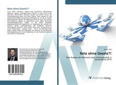 Netz ohne Gesetz?! kitap kapağı
