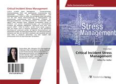 Bookcover of Critical Incident Stress Management