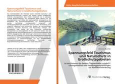 Обложка Spannungsfeld Tourismus und Naturschutz in Großschutzgebieten