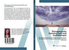 Borítókép a  Therapeutische Gemeinschaft und Suchttherapie - hoz