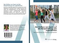Buchcover von Der Einfluss von Sport auf die Körperhaltung von Jugendlichen
