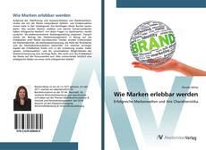 Buchcover von Wie Marken erlebbar werden