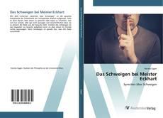 Portada del libro de Das Schweigen bei Meister Eckhart