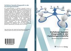 Bookcover of Verfahren Sozialer Diagnostik in der Familiengerichtshilfe