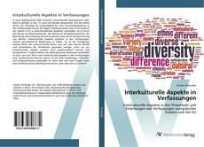 Bookcover of Interkulturelle Aspekte in Verfassungen