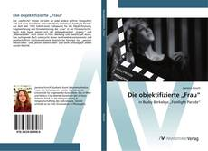 """Portada del libro de Die objektifizierte """"Frau"""""""