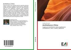 Обложка Architettura e Clima