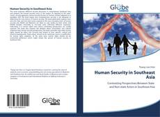 Обложка Human Security in Southeast Asia
