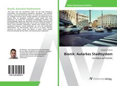 Capa do livro de Bionik: Autarkes Stadtsystem
