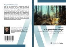 Portada del libro de Ausgezeichnete Jagd