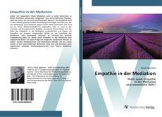 Capa do livro de Empathie in der Mediation