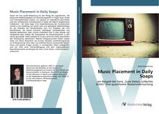 Music Placement in Daily Soaps kitap kapağı