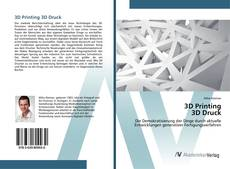 Bookcover of 3D Printing 3D Druck
