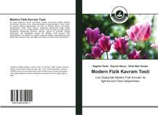 Bookcover of Modern Fizik Kavram Testi