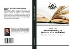 Bookcover of Kültürün Denetçi Ve Denetim Sürecine Etkileri