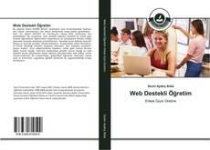 Portada del libro de Web Destekli Öğretim