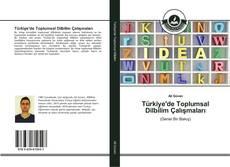 Türkiye'de Toplumsal Dilbilim Çalışmaları kitap kapağı