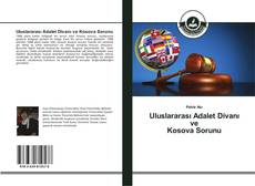 Capa do livro de Uluslararası Adalet Divanı ve Kosova Sorunu