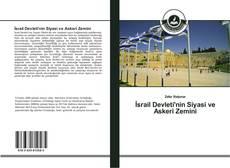 Borítókép a  İsrail Devleti'nin Siyasi ve Askeri Zemini - hoz